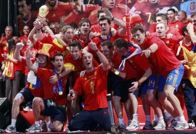 Nacional Espana Futbol Nacional de España Los