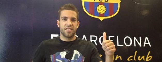 Fc barcelona pos con el escudo del bar a en las oficinas club for Oficinas fc barcelona