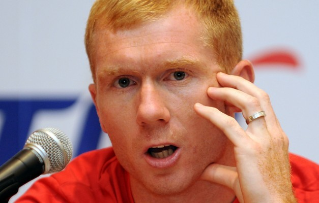 Paul Scholes - Gallery Photo