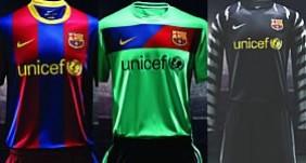 Nueva Equipacion del FCB 2011/2012  152368