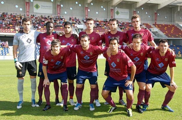 PONTEVEDRA CF 2011-12