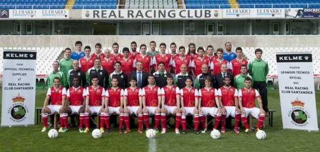 Racing Santander 2012-2013