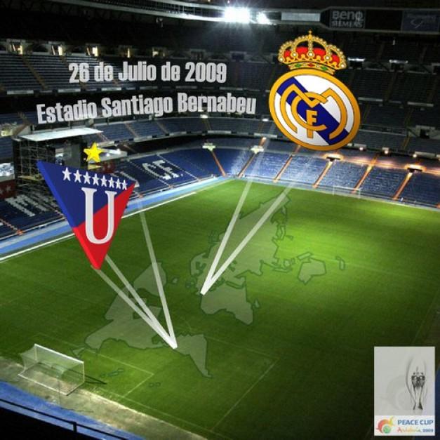 Real Madrid   Liga De Quito