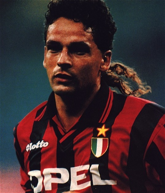 Roberto Baggio - Gallery Photo Colection