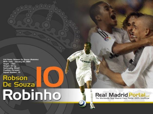 robinho wallpapers. Robinho-wallpapers-real-madrid