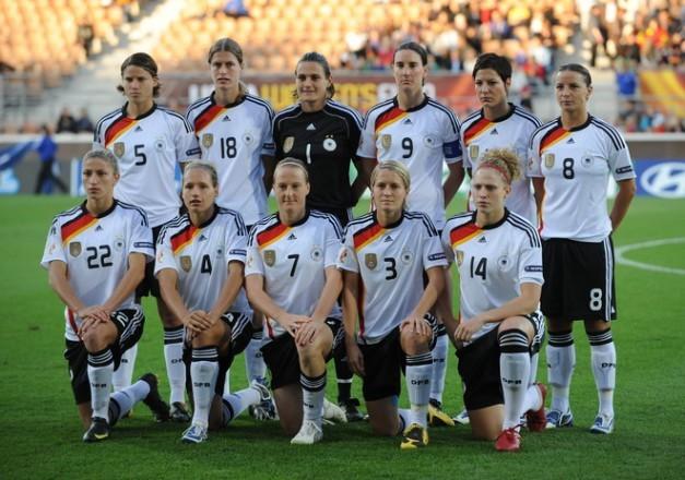 Seleccion alemana femenina de futbol