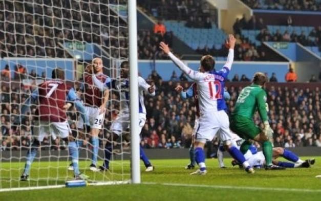 League Cup Final Manu V Villa